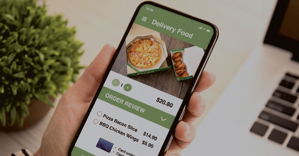 Food delivery app development - Bamboo Agile