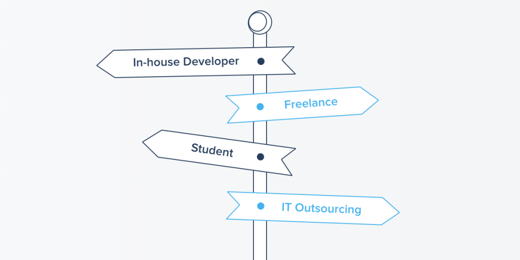 hire developers for a startup