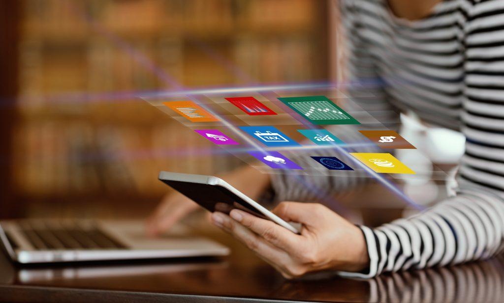 Enterprise mobile app features