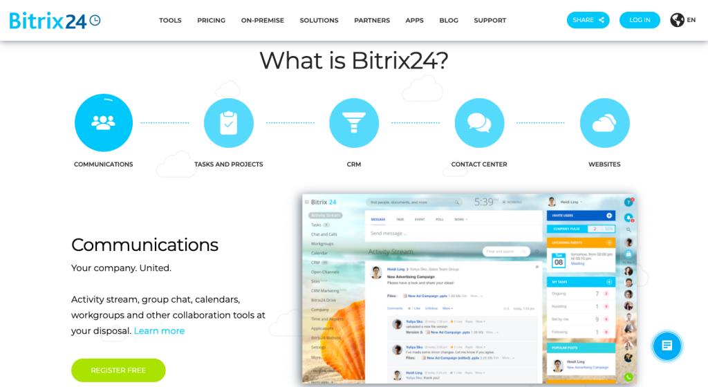 Bitrix24 - Asterisk CRM Integration