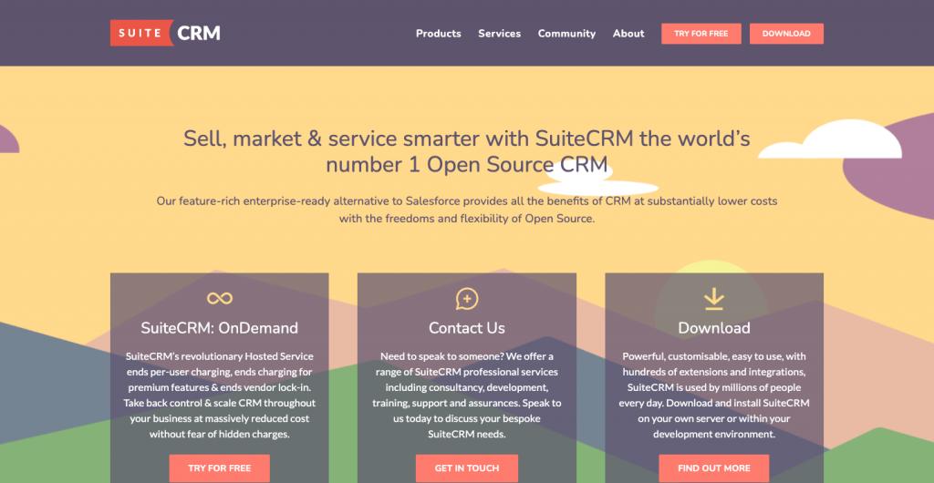 Suite CRM - Asterisk Integration