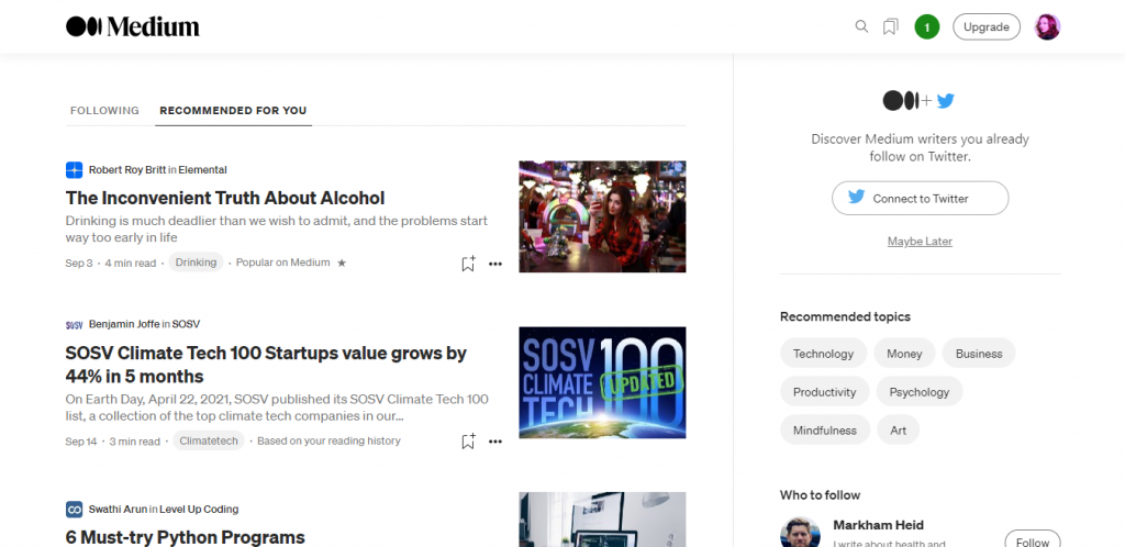 e-Commerce App Design: Trend 2. Minimalism and Simplicity