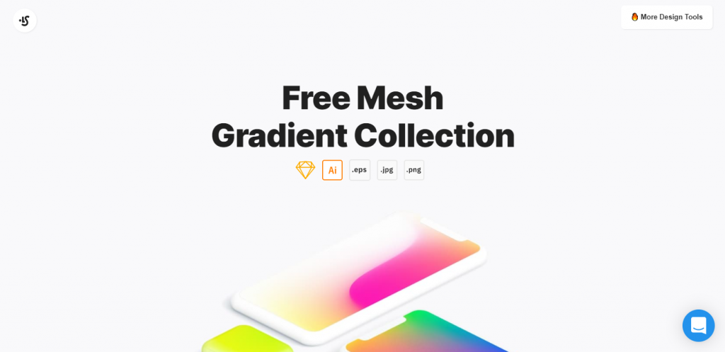 e-Commerce App Design: Trend 3. Shadows and Gradients