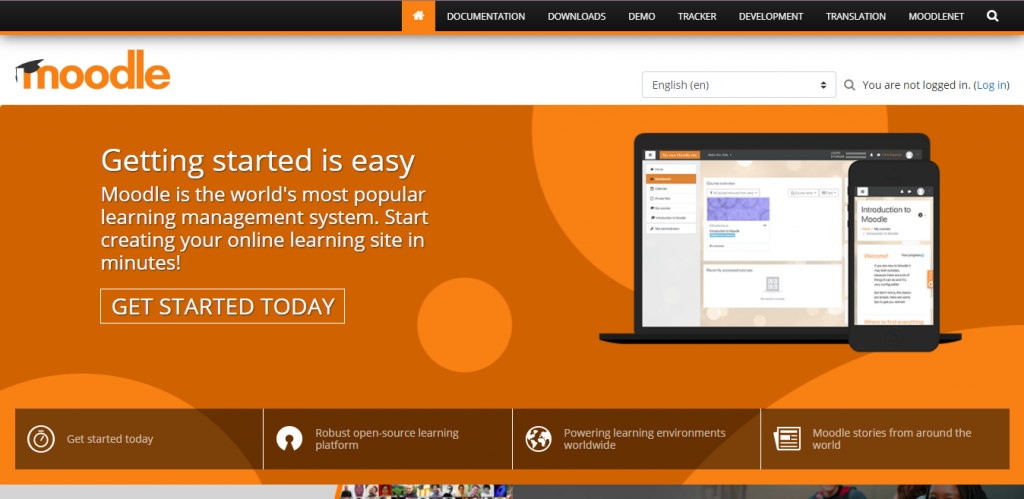 What is LMS: Moodle