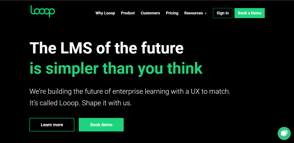 What is an LMS: Looop