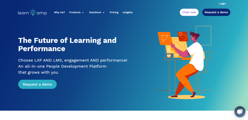 What is an LMS: Learn AMP