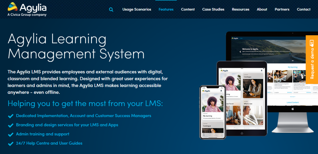 What is LMS: Agylia