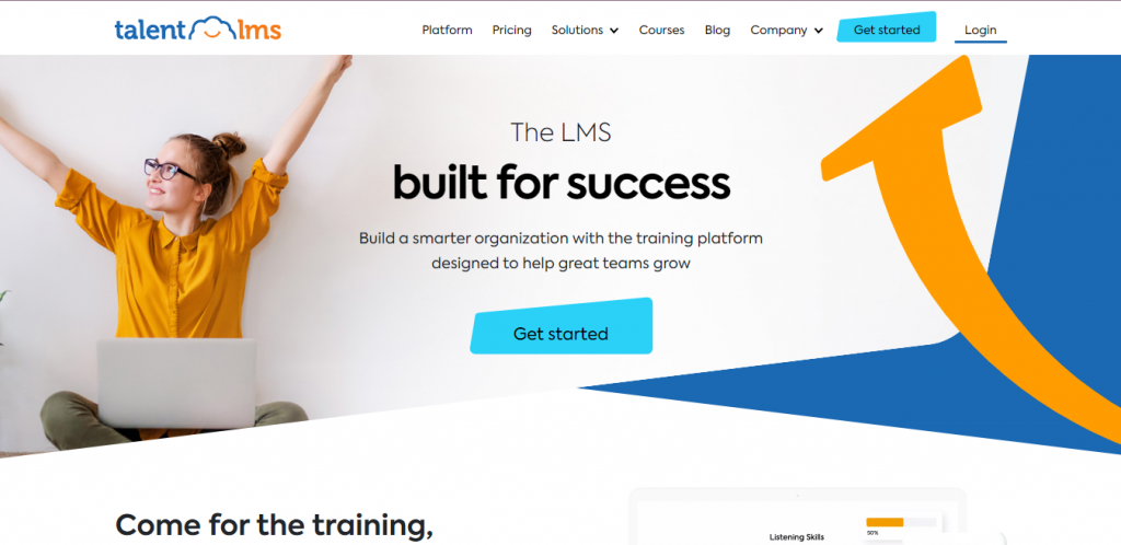 What is LMS: Talent LMS